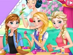 disney princesses easter princess games
