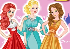Disney Princesses Fashion Stars