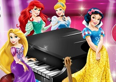 Disney Princesses Music  Party