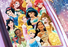 Disney Princesses New Years Resolutions