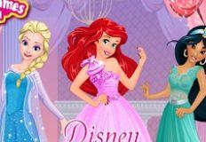 Disney Princesses Royal Ball