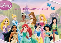 Disney Princesses Storybook Adventures