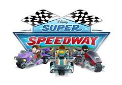 Disney Speedway Race