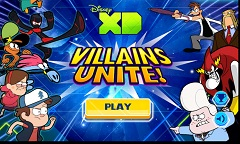 Disney Villains United