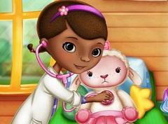 Doc McStuffin Heal Lambie