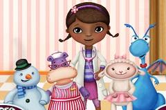 Doc McStuffin Healing Friends