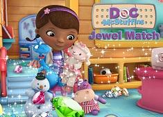 Doc McStuffin Jewel Match