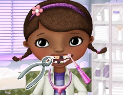Doc McStuffin Perfect Teeth