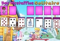 Doc McStuffin Solitaire