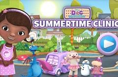 Doc McStuffin Summer Clinic