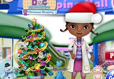 Doc Mcstuffins Christmas Shopping