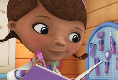Doc McStuffins Docs World