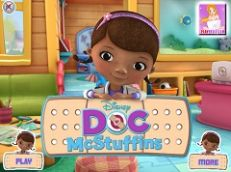 Doc McStuffins Doctor for Dolls