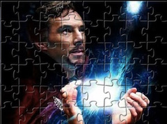 Doctor Strange in Action Puzzle