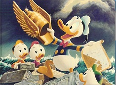 Donald and Ducks Adventure Puzzle