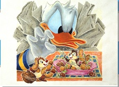 Donald and Squirells Puzzle