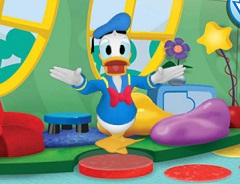 Donald Dance and Wiggle