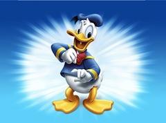 Donald Duck Happy Puzzle