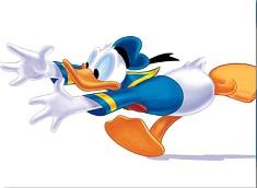 Donald Running Puzzle