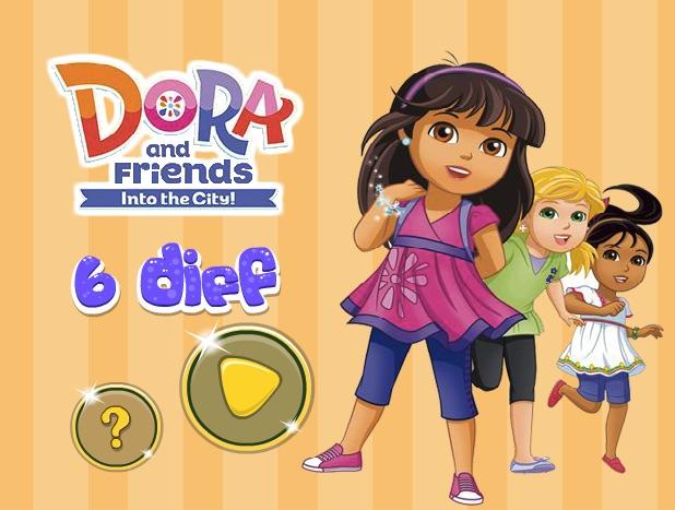 Dora 6 Diff