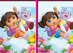 Dora 6 Differences