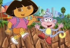 Dora and Boots Escape 2