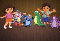 Dora and Friends Birthday party