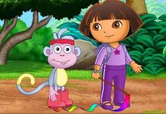 Dora and the Fantastic Gymnastics Adventure