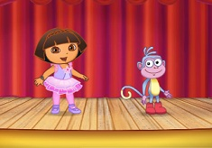 Dora Ballet Adventure