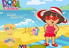 Dora Beach Dress Up