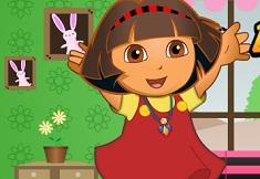 Dora Beauty Makeover