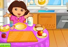 Dora Breakfast
