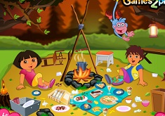 Dora Camp Cleaning