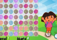 Dora Candy Bejeweled