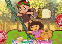 Dora Celebrate Thanksgiving