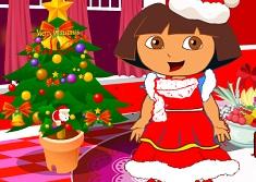 Dora Christmas Decoration