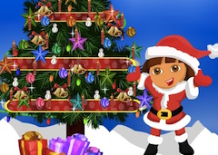 Dora Christmas Tree Decor