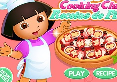 Dora Cooking Club