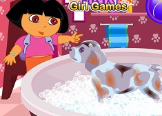 Dora Cute Dog Care