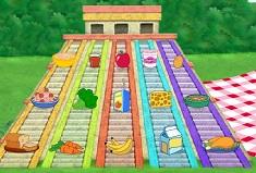 Dora Do Together Food Pyramid