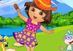 Dora Dress Up Outing