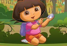 Dora Easter Puzzle