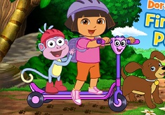 Dora Find the Puppies