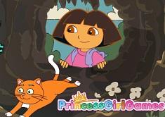 Dora Finds a Kitty