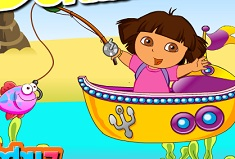 Dora Fishing Adventure
