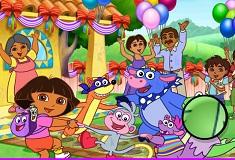 Dora Hidden Letters