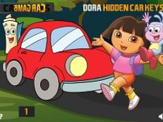 Dora Hiddenr Car Keys