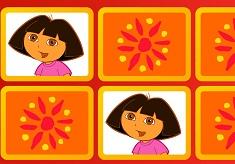 Dora Matching Game
