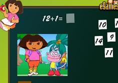 Dora Maths Game