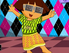 Dora Monster High Dress up